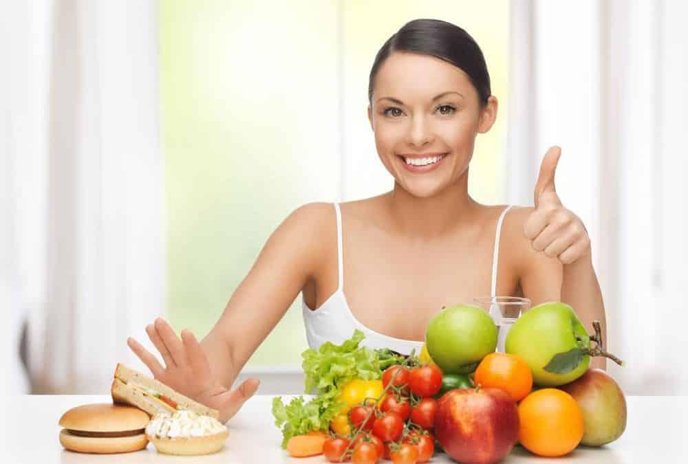 Schnell abnehmen mit der gesunden Ernährung + 10 Tipps